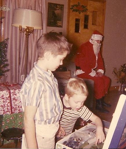 Xmas With Gerg 1964